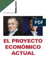 Reporte del Centro de Estudios de la Nueva Economía