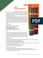 Hoja Tecnica Manto Asfaltico Bitualum 22mm Adhesivo