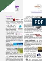 Publicity Update - June 2008