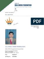 Gopikrishna N ID CARD