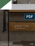 Coleccion Pure Line