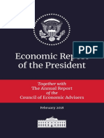 Economic Report of the President 2018