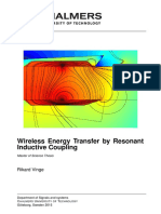Resonant Inductive Coupling WPT