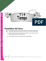 Guia Para Docentes Matematica 1 - Tema 14 - Tiempo