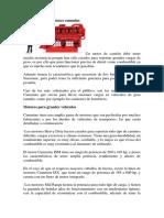 Clasificación de motores cummins.docx