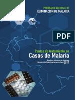 Pautas de Tratamiento en Casos de Malaria 21Nov2017 Indice