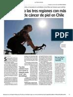 Las Últimas Noticias Cancer a La Piel