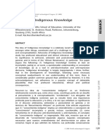 Horsthemke Kai (2008) The Idea of Indigenous Knowledge.pdf
