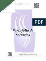 Portafolio de Servicios Ingesoftware