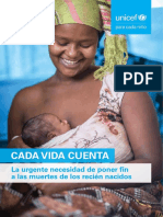 Every Child Alive the Urgent Need to End Newborn Deaths SP