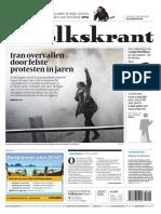 Volkskrant Januari 2018