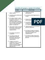 Cuadro Comparativo de Grupo y Equipo de Trabajo