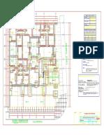 Plano Cimiento Acuerdo Definiutivo-Modelo