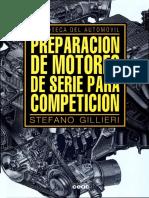 Preparación de motores de serie para competición - Stefano Gillieri.pdf