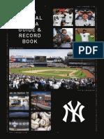 2018 NYY Media Guide