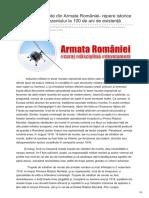 Armataromaniei.ro-vânătorii de Munte Din Armata României- Repere Istorice Şi Valenţe Ale Prezentului La 100 de Ani de e