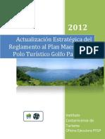 Anexo Actualizacion Estrategica Del Reglamento Al Plan Maestro Del Ptgp ...