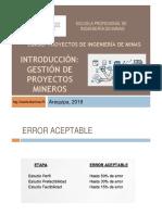 Proyecto de Ing de Minas en peru