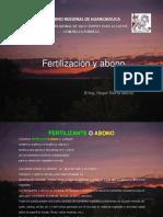 4. Fertilizacion