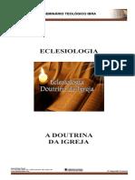 ECLESIOLOGIA - APOSTILA