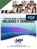 Política de Género 2015 v8 (1)