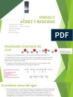 Unidad II Analitica i