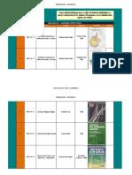 Bibliografia Ingenieria Ingenieria y Afines - Sucre