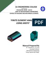 Ansys Manual Libre