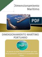Dimensionamiento Marítimo