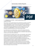 Medias-presse.info-Au Sujet Des Cryptomonnaies Valérie Bugault