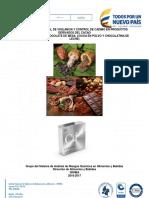 Documento Tecnico Cadmio en Cacao