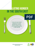 Escalating Hunger in the South East | Keith Taylor MEP