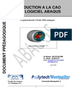 Formation Abaqus