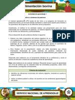 AA1 Evidencia Sistema Digestivo y Sistemas de Pastoreo