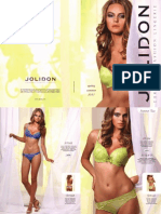 "2011 ""JOLIDON"" Exclusive/Luxury Spring-Summer Collection by Jolidon Designer"
