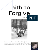 Faith to Forgive Jodi's Story2016