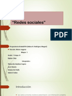 Redes Sociales Info