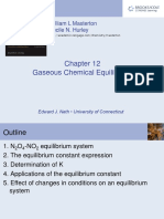 Chemical Equilibria (1)
