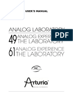 Analog Laboratory En