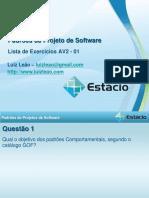 Lista_Exercicios_Padroes_Projetos_AV2 - 01.pdf