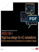 Prez_Rigid Bus Design for AC Substations
