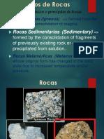 Clase Rocas Sedimentarias 2016 [105115]