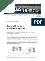 Desequilibrio en El Suministro Trifásico _ Franklin Electric Noticias Del Mercado