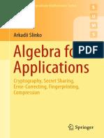 Algebra for application.pdf