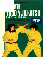 Karate, Yudo y Jiu-Jitsu para la Mujer