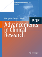 Advancements in Clinical Research