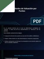 2.5.4 Metodo de Valuacion Por Puntos