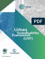 Urban Sustainability Framework
