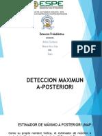 Detector de Máxima Verosimilitud