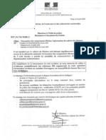 France Expulsion Roms lettre circulaire 9 août 2010 IOCK1021288J